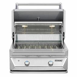 Twin Eagles 30 Inch Built-In LP Gas Grill W/ Infrared Rotiss
