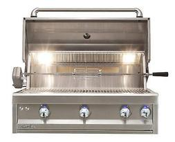36 artisan pro built in gas grill