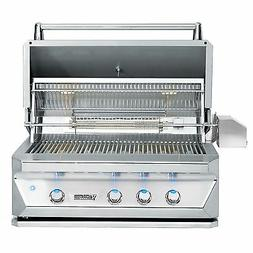 Twin Eagles 36 Inch Built-In Natural Gas Grill W Infrared Ro