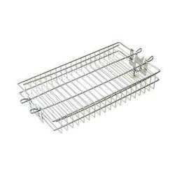 Fire Magic 3618 Rotisserie Basket Flat Stainless