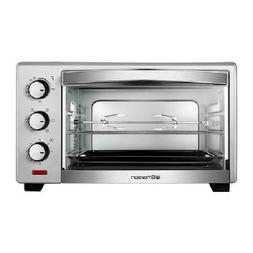 Emerson 6-Slice Convection & Rotisserie Counter top Toaster