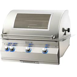 Fire Magic Aurora A660i 30-In Grill, Analog, with Window & R