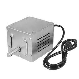BBQ Motor 120KG Stainless Steel Pig Chicken Grill Electric R