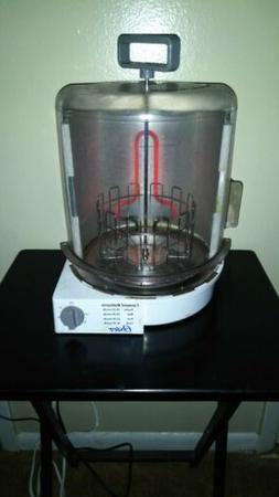 Oster carousel rotisserie, good used condition. Model# 4781