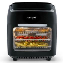 Magic Chef® 10.5 Quart Air Fryer, Rotisserie, Dehydrator an