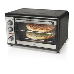 Convection Oven w/ Rotisserie Toaster Countertop Adjustable