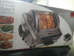 RONCO EZ STORE  SHOWTIME  ROTISSERIE AND BBQ OVEN 5250 BRAND