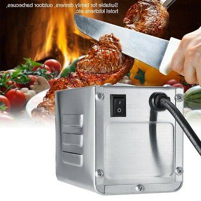 50-70KGF Stainless Steel BBQ Rotisserie Motor Roaster Accessories