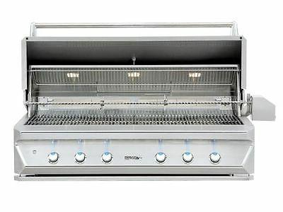 54 gas grill with infared rotisserie