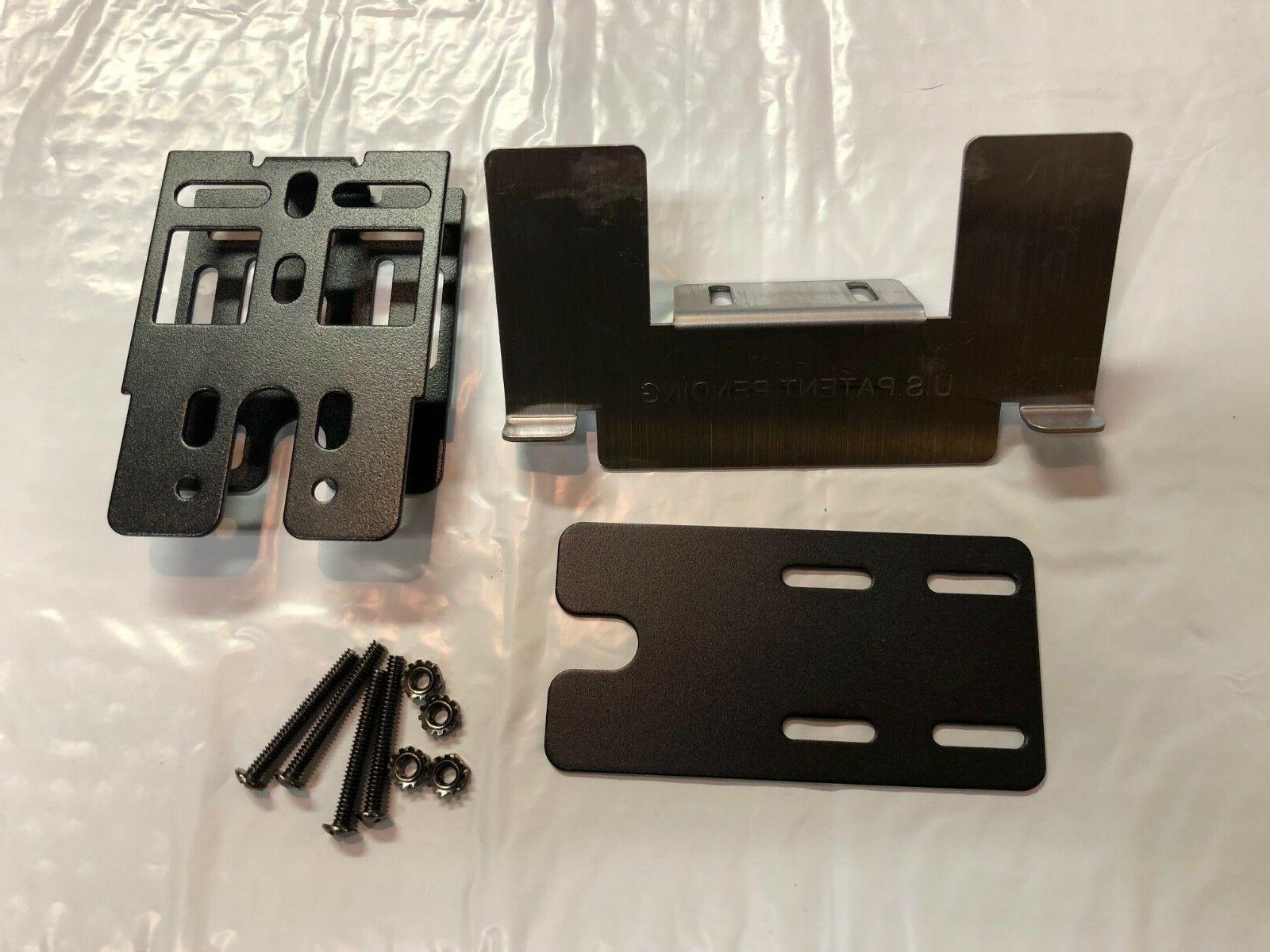 char broil rotisserie universal fit mounting brackets