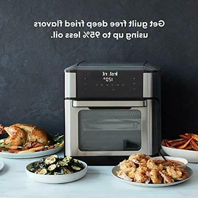 Instant Plus 7-in-1 Air Fryer, and Rotisserie