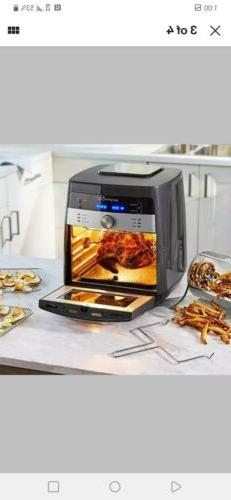 Pampered ~NEW~ DELUXE AIR FRYER -