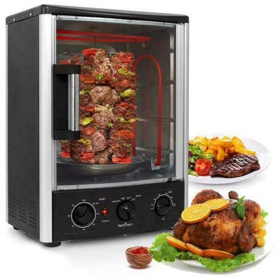 pkrt97 multi function vertical oven with bake