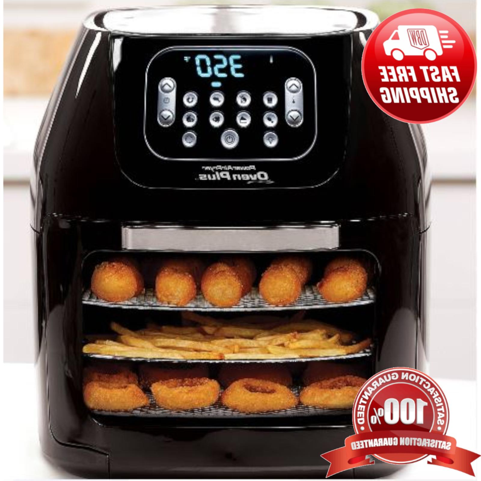 power air fryer oven all in one