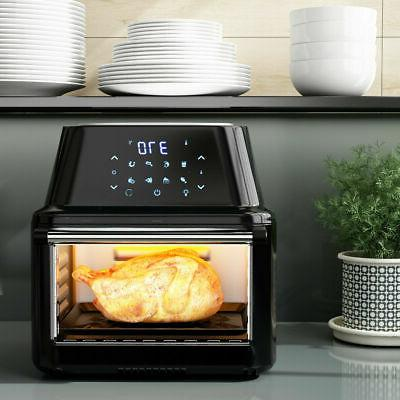 1800w power air fryer oven all in