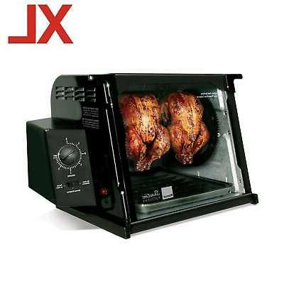 showtime rotisserie oven 1250 watts 4000 series