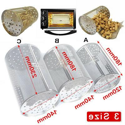 Oven basket Baking Accessories Stainless Steel Tumble Peanut