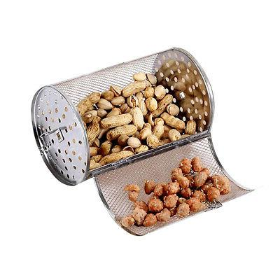 Stainless Rotisserie Grill Peanuts, Walnuts,