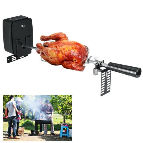 outdoor rotisserie grill tools kit barbecue accessories