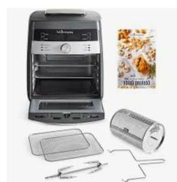 Pampered Chef Deluxe Air Fryer Rotisserie Dehydrator Brand N