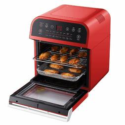 Power Air Fryer Oven Rotisserie Dehydrator 12 Qt For Fried C