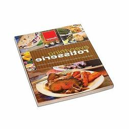 Ronco Showtime Everything Rotisserie Cook Book Guide to Heat