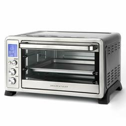 Vestaware Toaster Oven, 27QT Hot Convection & Rotisserie Ove