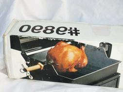 Weber Gas Grill Barbecue BBQ Rotisserie Model 9890 - NEW